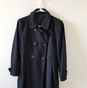 Zara coat wool